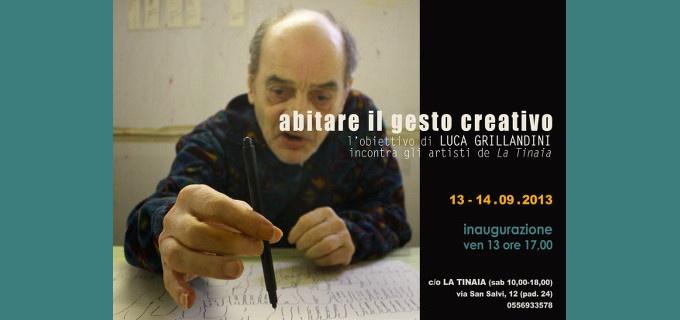 abitare il gesto creativo 13-14 settembre 2013