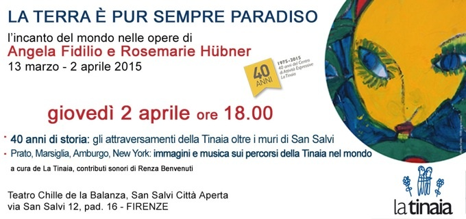 finissage mostra