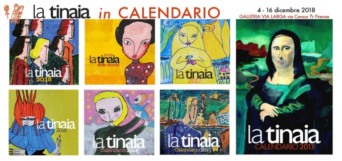 LA TINAIA in CALENDARIO